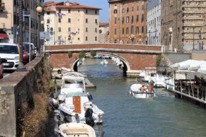 Quartiere Venezia - scorcio