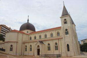 Santuario di Sant'Antonio - vista laterale