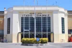 Stadio Armando Picchi - Ingresso Centrale
