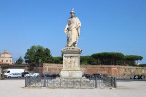 Statua di Leopoldo II°