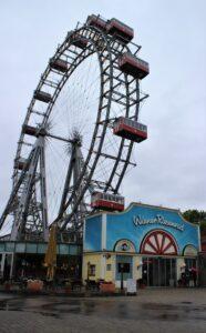 Wien Riesenrad - panoramica