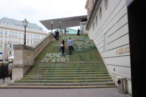 Albertina - Originale scalinata