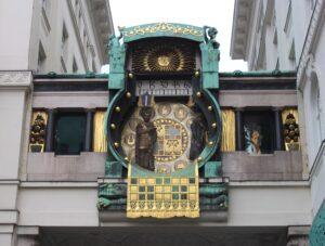 Anker Clock - dettaglio