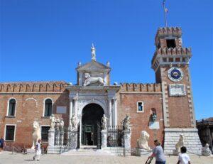 Arsenale di Venezia - dettaglio 2