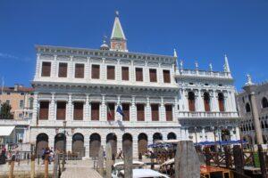 Biblioteca Nazionale Marciana e Palazzo della Zecca