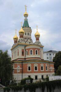 Chiesa Russo-Ortodossa di St. Nicholas