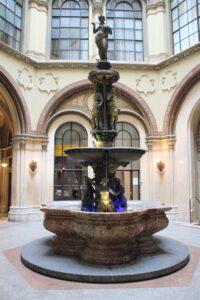 Danube Mermaid Fountain