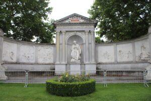 Grillparzerdenkmal