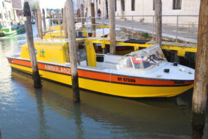 Il Concetto di Ambulanza a Venezia