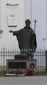 Monumento a Giovanni Paolo II°