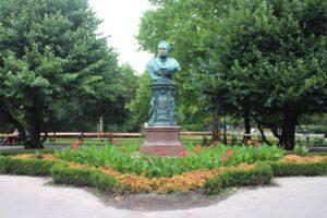 Monumento ad Andreas Zelinka