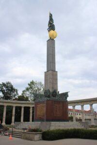 Monumento in onore dei Soldati dell'Esercito Sovietico