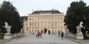 Museumsquartier - Ingresso Principale