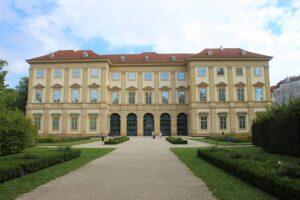 Palais Liechtenstein - retro