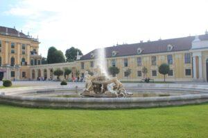Schonbrunn - Fontana 2