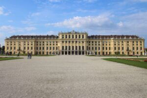 Schonbrunn - retro