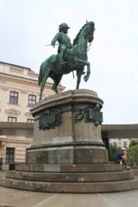 Statua Equestre dell'Arciduca Albrecht