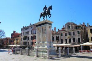 Statua Equestre di Bartolomeo Colleoni