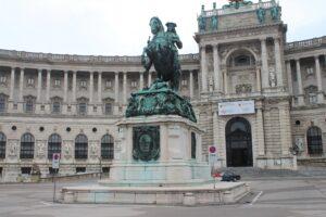 Statua Equestre per il Principe Eugenio di Savoia