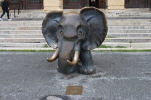 Statua dell'Elefantino