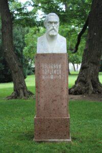 Statua di Ernst Mach