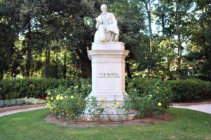 Statua di Pietro Paleocapa