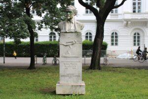 Statua di Sigfried Marcus