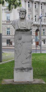 Statua per Eduard Suess