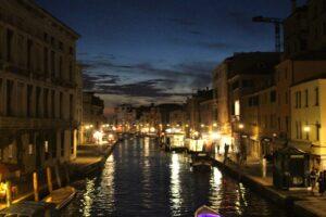 Venezia di sera - 2