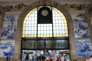 Azulejos alla Stazione di Porto Sao Bento - 2