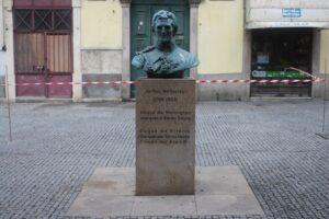 Busto di Arthur Wellesley