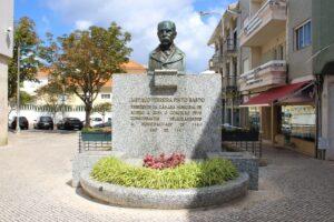 Busto per Gustavo Ferreira Pinto Basto