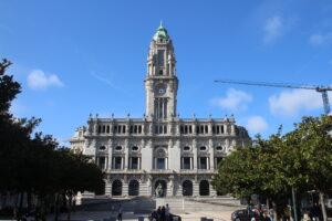 Camara Municipal di Porto