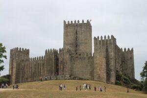 Castello di Guimaraes - retro