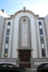 Chiesa Evangelica Metodista di Aveiro