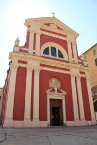 Chiesa Madonna del Monte - facciata