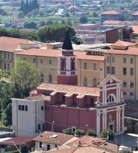 Chiesa Madonna del Monte - panoramica