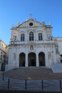 Chiesa Paroquial das Merces