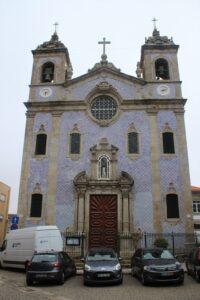 Chiesa Paroquial de Massarelos - facciata