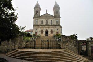 Chiesa Paroquial do Nosso Senhor do Bonfim - facciata