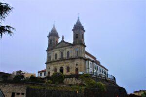 Chiesa Paroquial do Nosso Senhor do Bonfim - panoramica