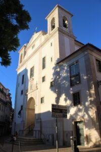 Chiesa Parrocchiale di San Cristovao e San Lorenzo
