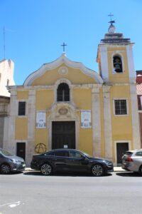 Chiesa da Nossa Senhora do Resgate das Almas e Senhor dos Perdidos
