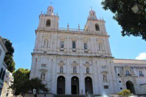 Chiesa de Sao Vicente de Fora