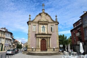 Chiesa di Nossa Senhora-a-Branca - facciata