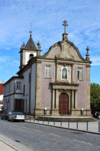 Chiesa di Nossa Senhora-a-Branca - panoramica