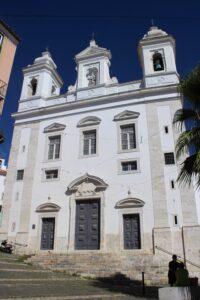 Chiesa di San Miguel
