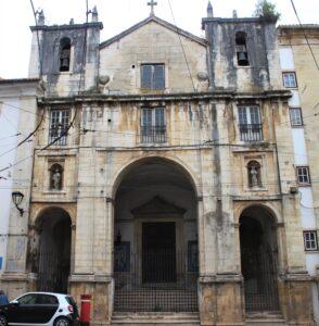 Chiesa di San Pedro