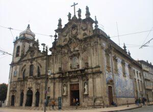 Chiesa do Carmo - panoramica