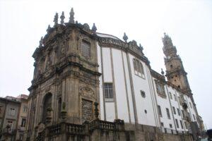 Chiesa dos Clerigos e Torre - panoramica